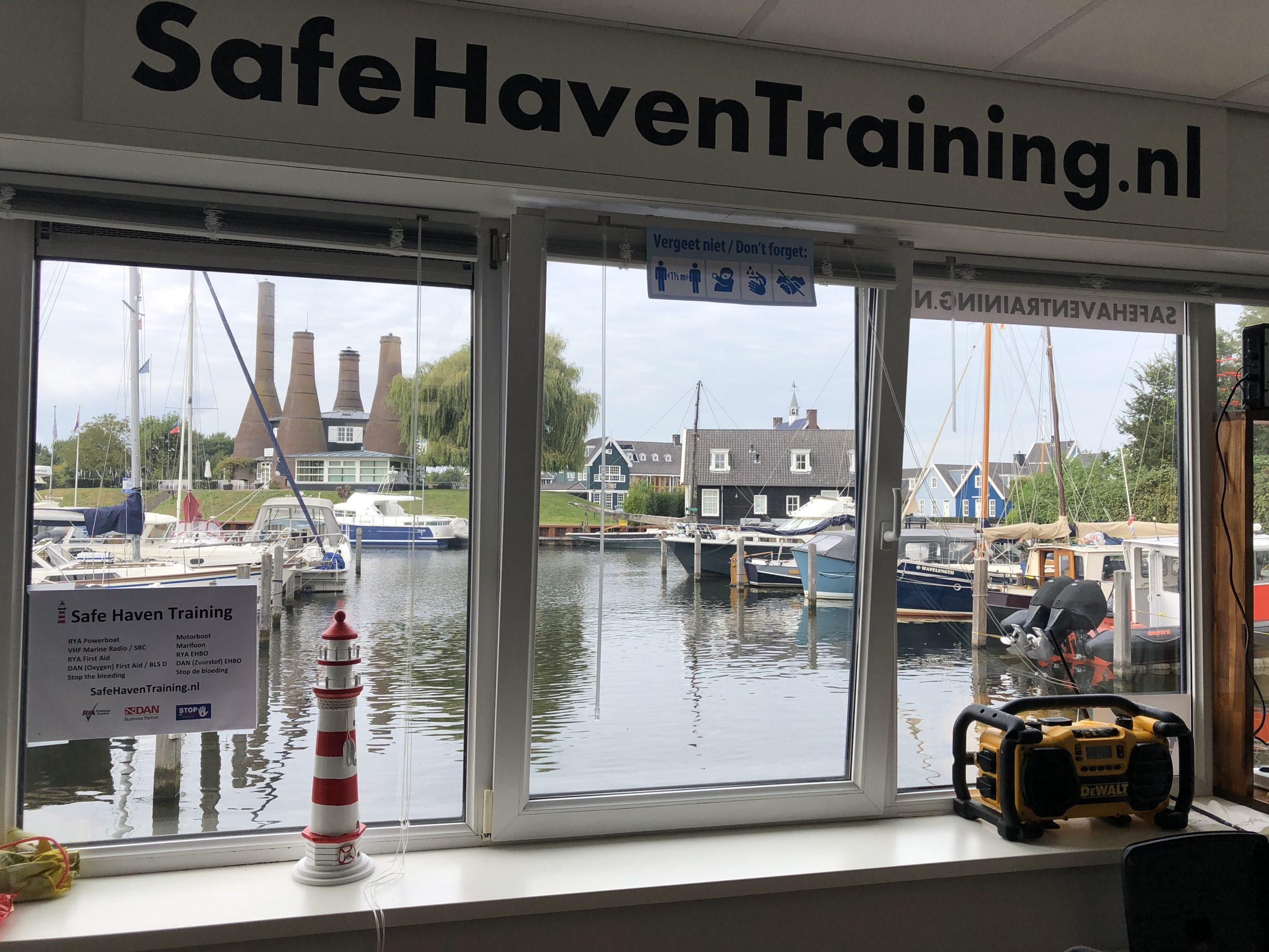 Safe Haven Training at Huizen